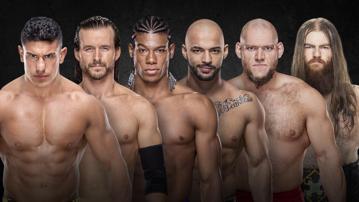 wwe confirms superstars in match to crown first nxt north