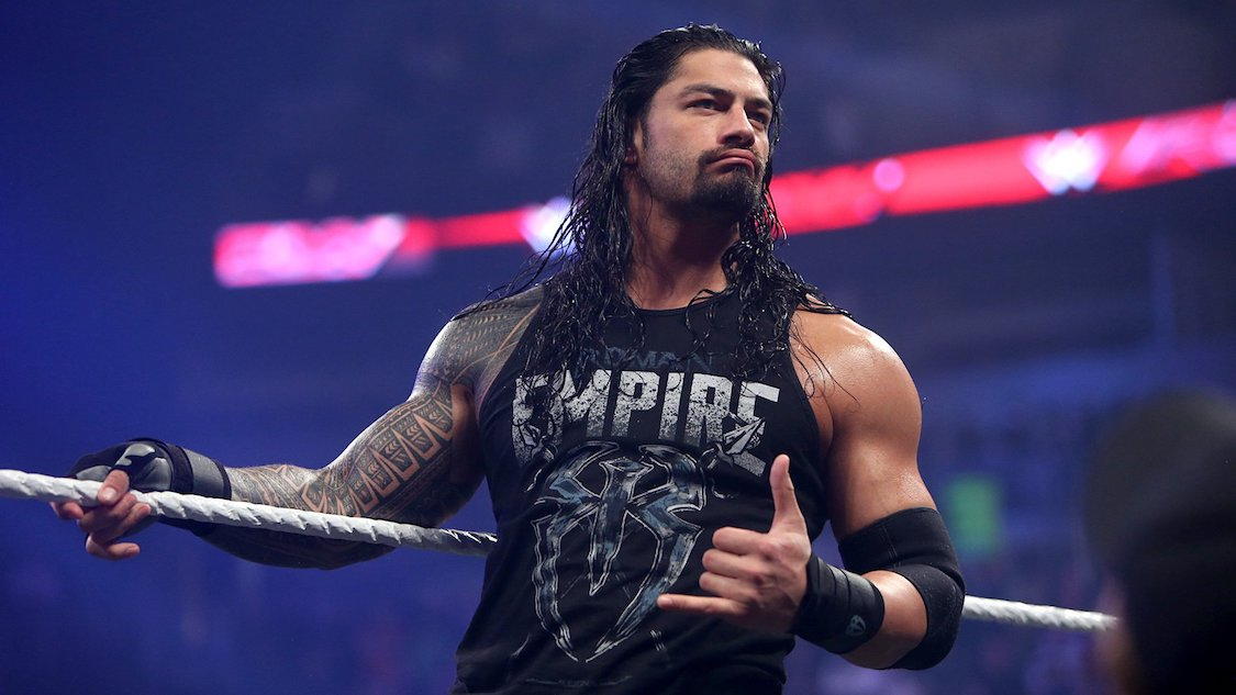 Filmmaker Releases Video Related To Roman Reigns Steroid Scandal