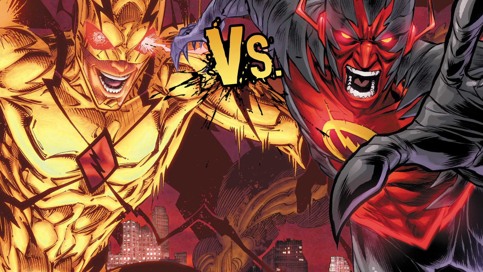 Dc Comics Universe Spoilers Is The Flash War Not About Barry Allen Vs Wally West But Hunter Zolomon Vs Eodbard Thawne Zoom Vs Reverse Flash Updated Inside Pulse