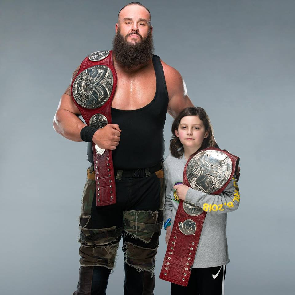 A 10-Year-Old Is Now the Youngest Champion in WrestleMania History