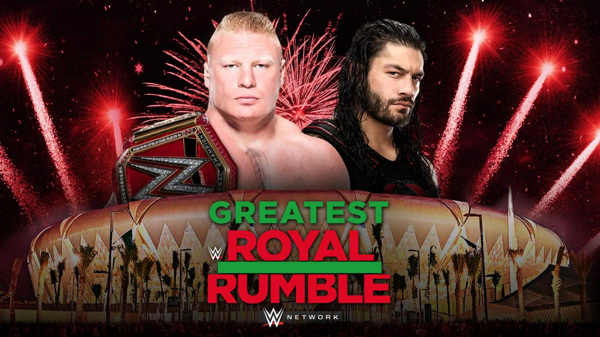 the greatest royal rumble