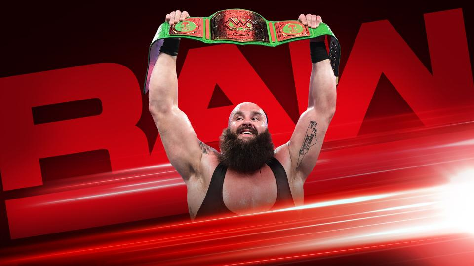 Tag Team Match Between Raw Wrestlers Set For WWE Backlash