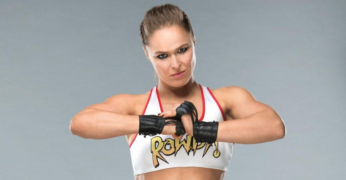 Ronda Rousey Set to Wrestle Nia Jax for the Raw Women's Championship