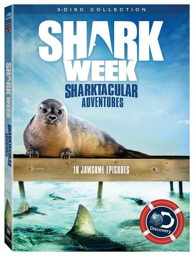 Shark Week Turns 30 With Two Teethy Boxsets | Inside Pulse