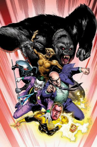 Review - Justice League #6: Legion of Doom Triumphant ...