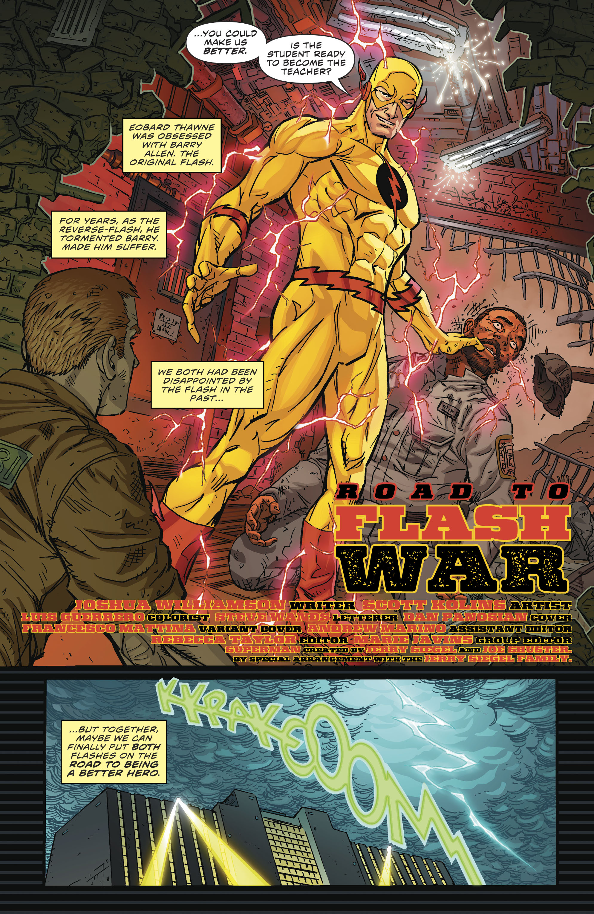 Can Reverse Flash Be The New Hero Dc Universe Online Forums
