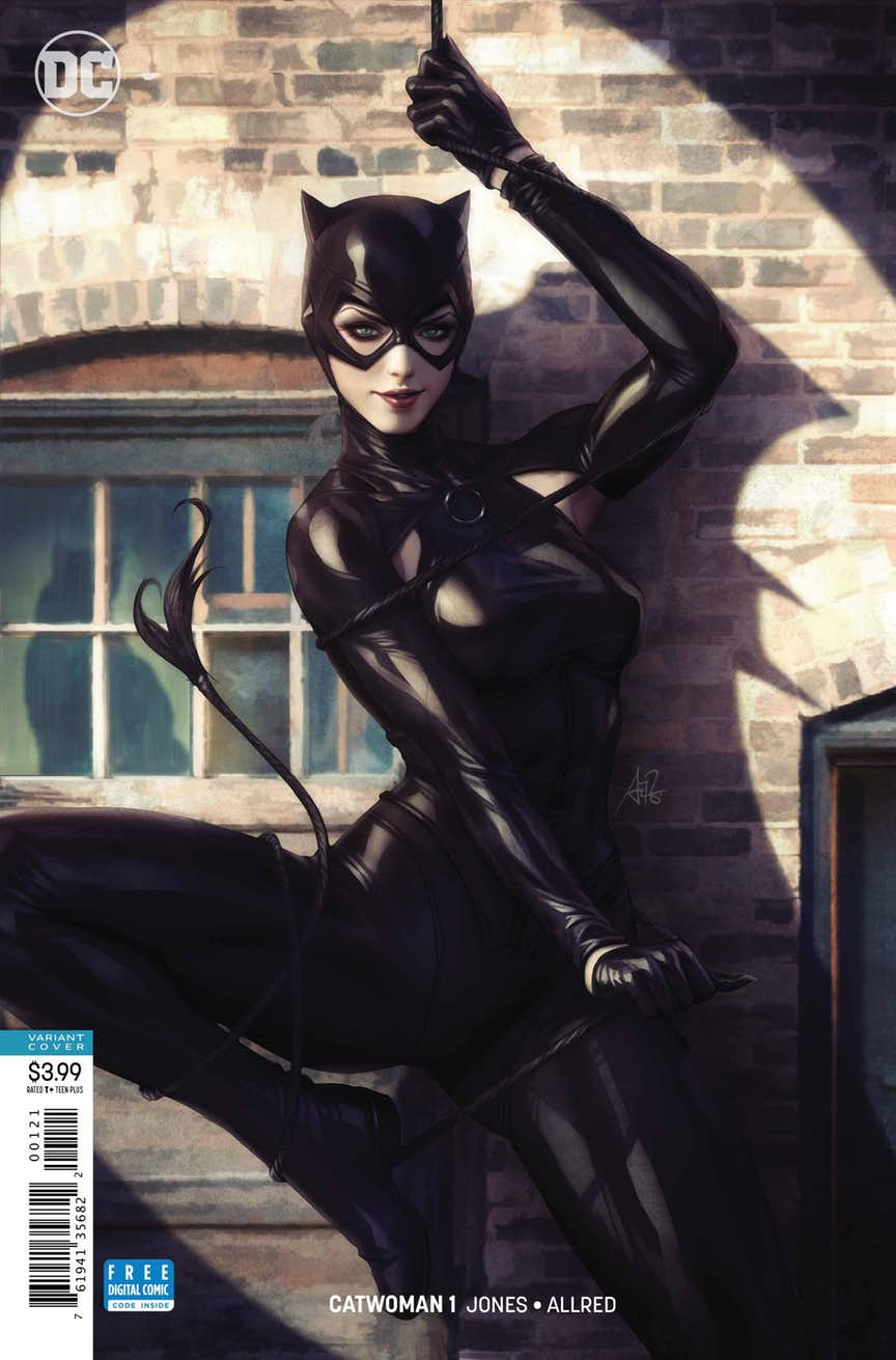 DC Comics Universe & Catwoman #1 Spoilers: How Far After ...