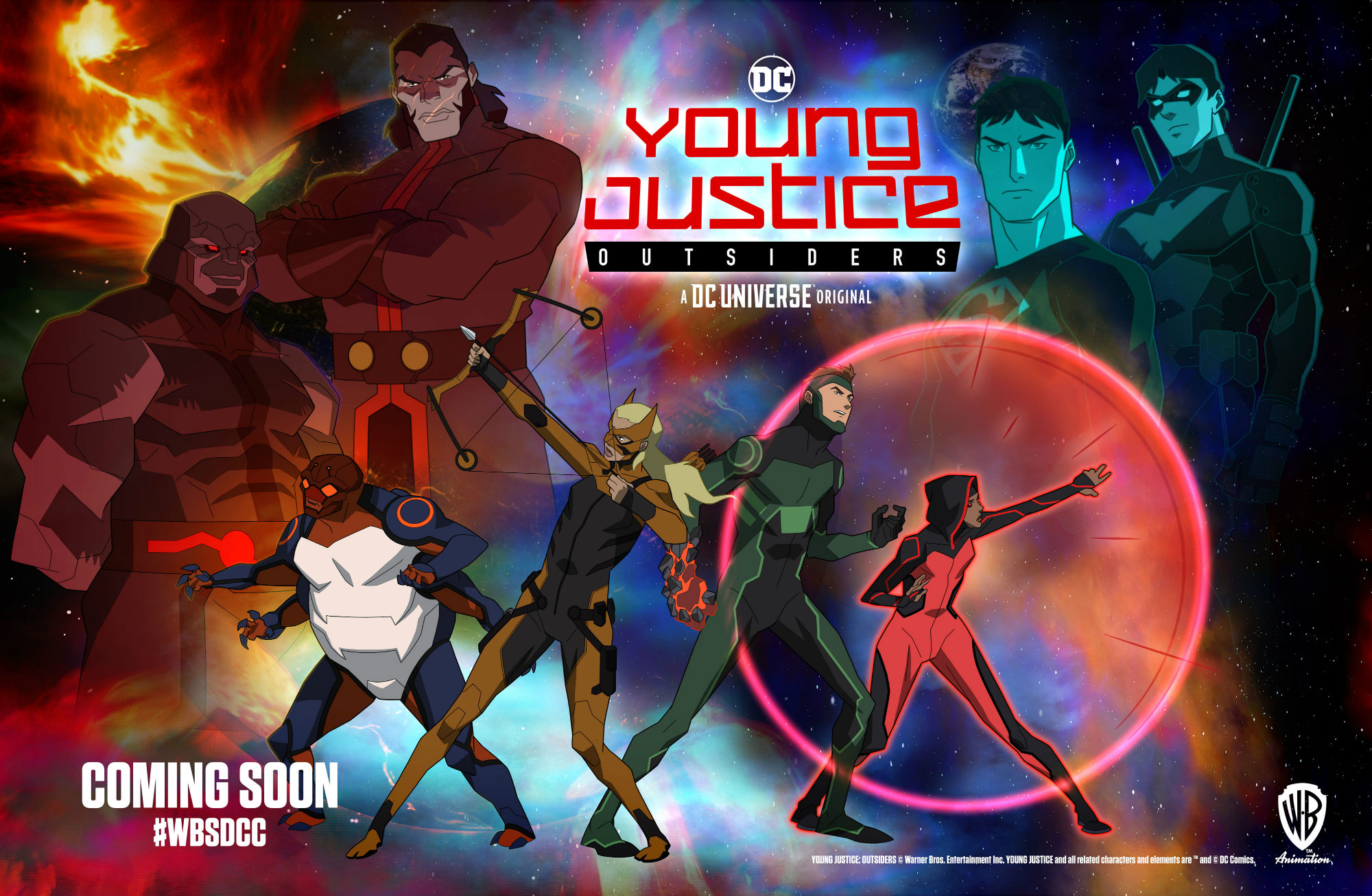 Young Justice Stream