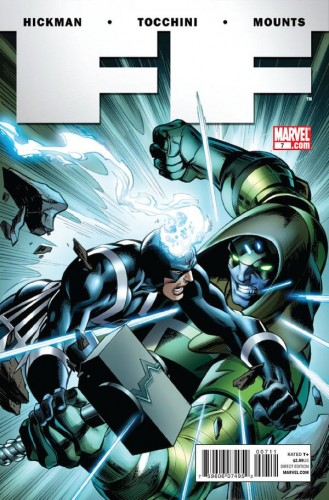 FF issue 7 Cover
