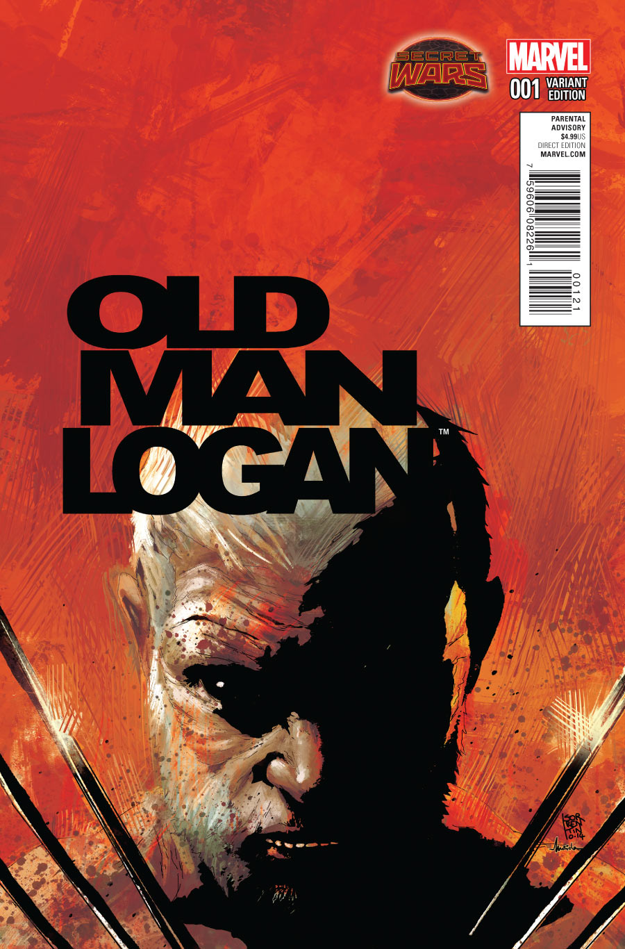 Old Man Logan Comic Pdf