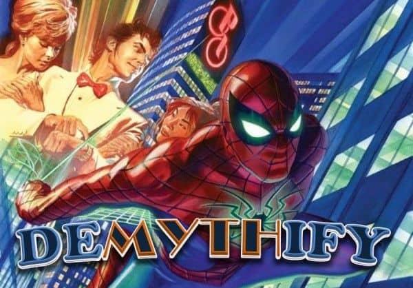 Demythify ASM ANAD Marvel