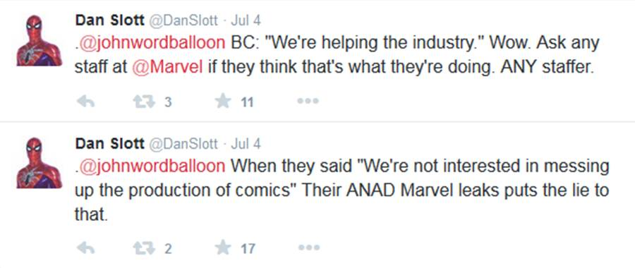 Marvel vs Bleeding Cool 2