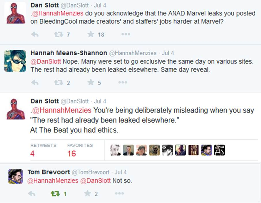 Marvel vs Bleeding Cool 4