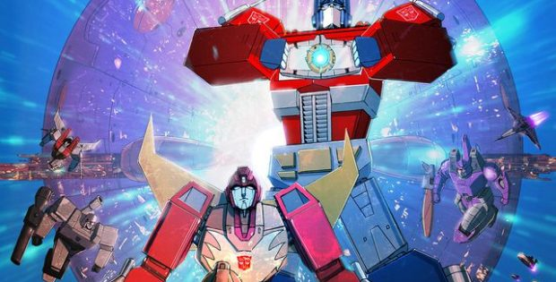 Blu-ray Review: Transformers: The Movie (30th Anniversary