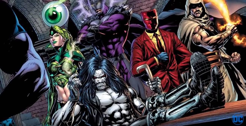 Justice League Vs Suicide Squad 1 Spoilers Amp Dc Comics