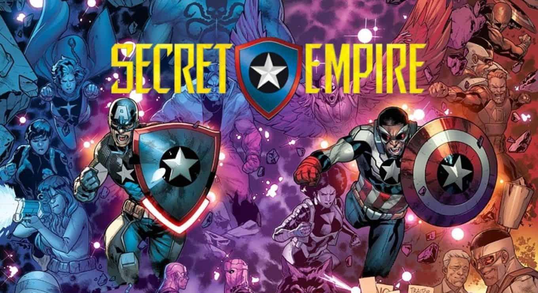 Marvel Comics Secret Empire Spoilers: Secret Empire #0 ...