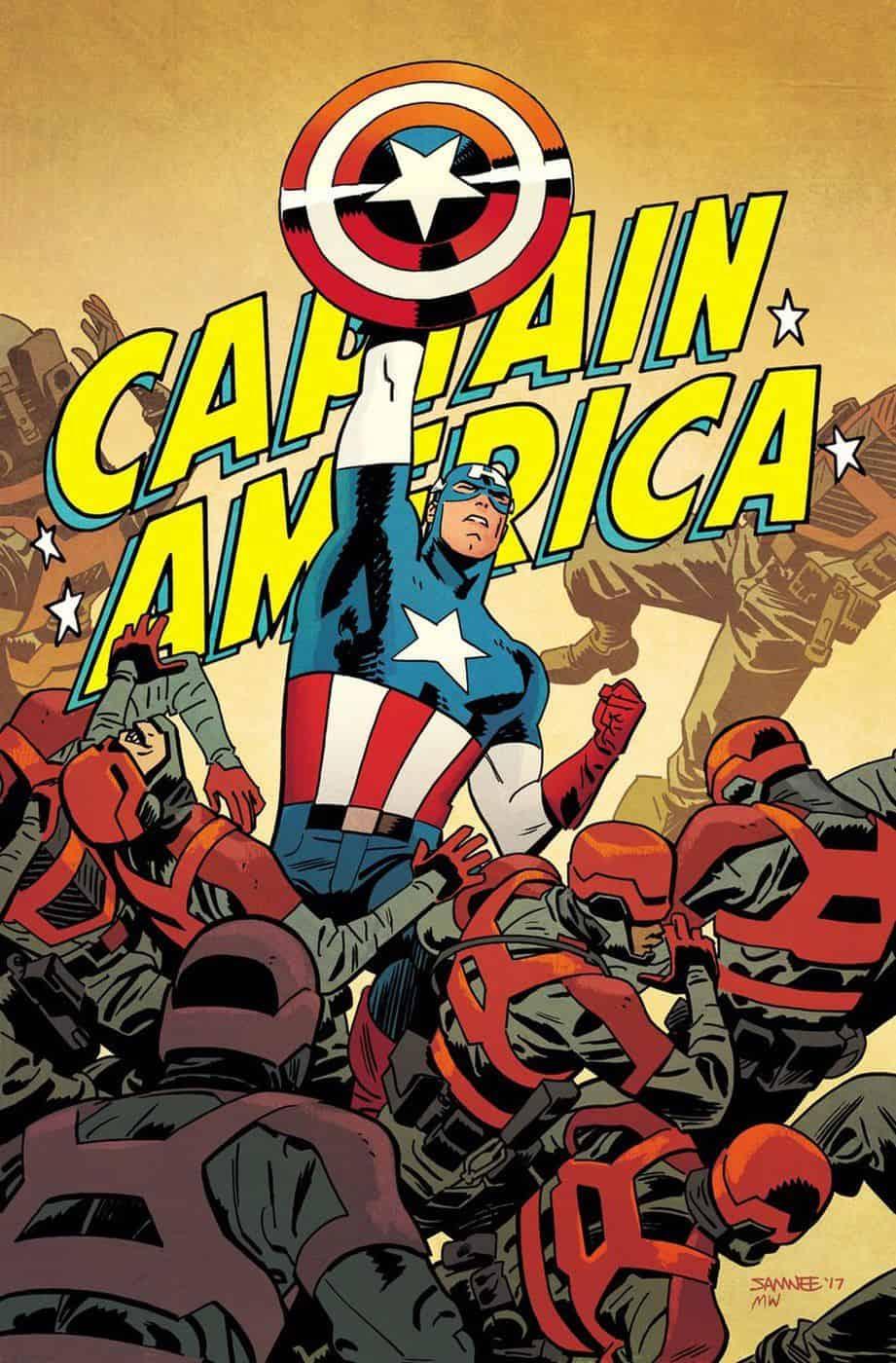 Captain America Or Captain Marvel