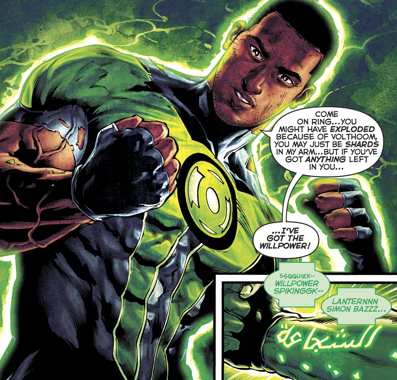 DC Comics Rebirth Spoilers & Review: Green Lanterns #29 Has Simon ...