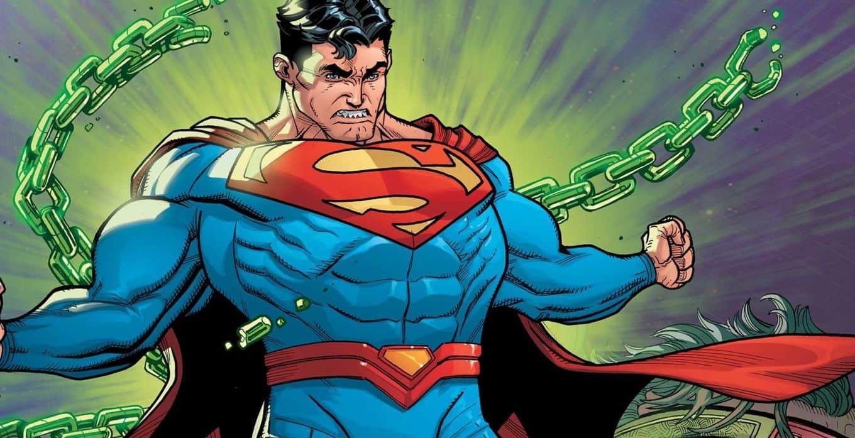 DC Comics Rebirth & Action Comics #991 Spoilers & Review ...