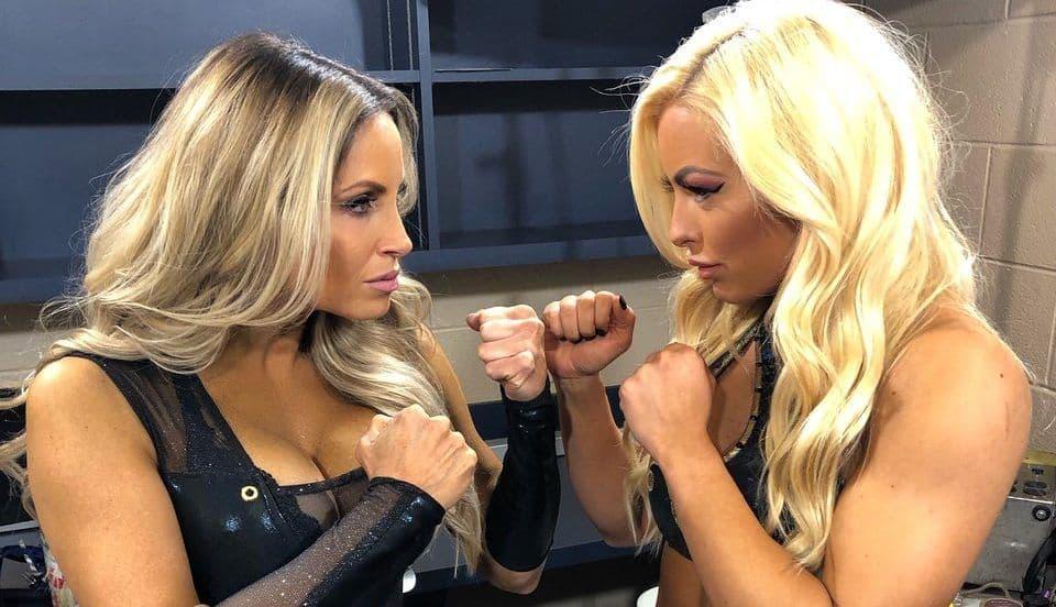 Mandy Rose Speaks On Comparison With WWE Legend Trish Stratus 1