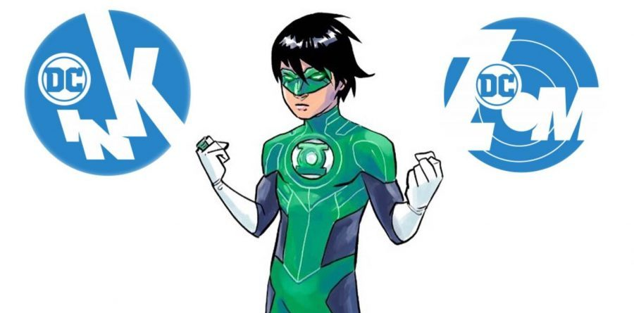 DC Comics Expands Universe With Ink Zoom Plus A New 13 Year Old Green Lantern