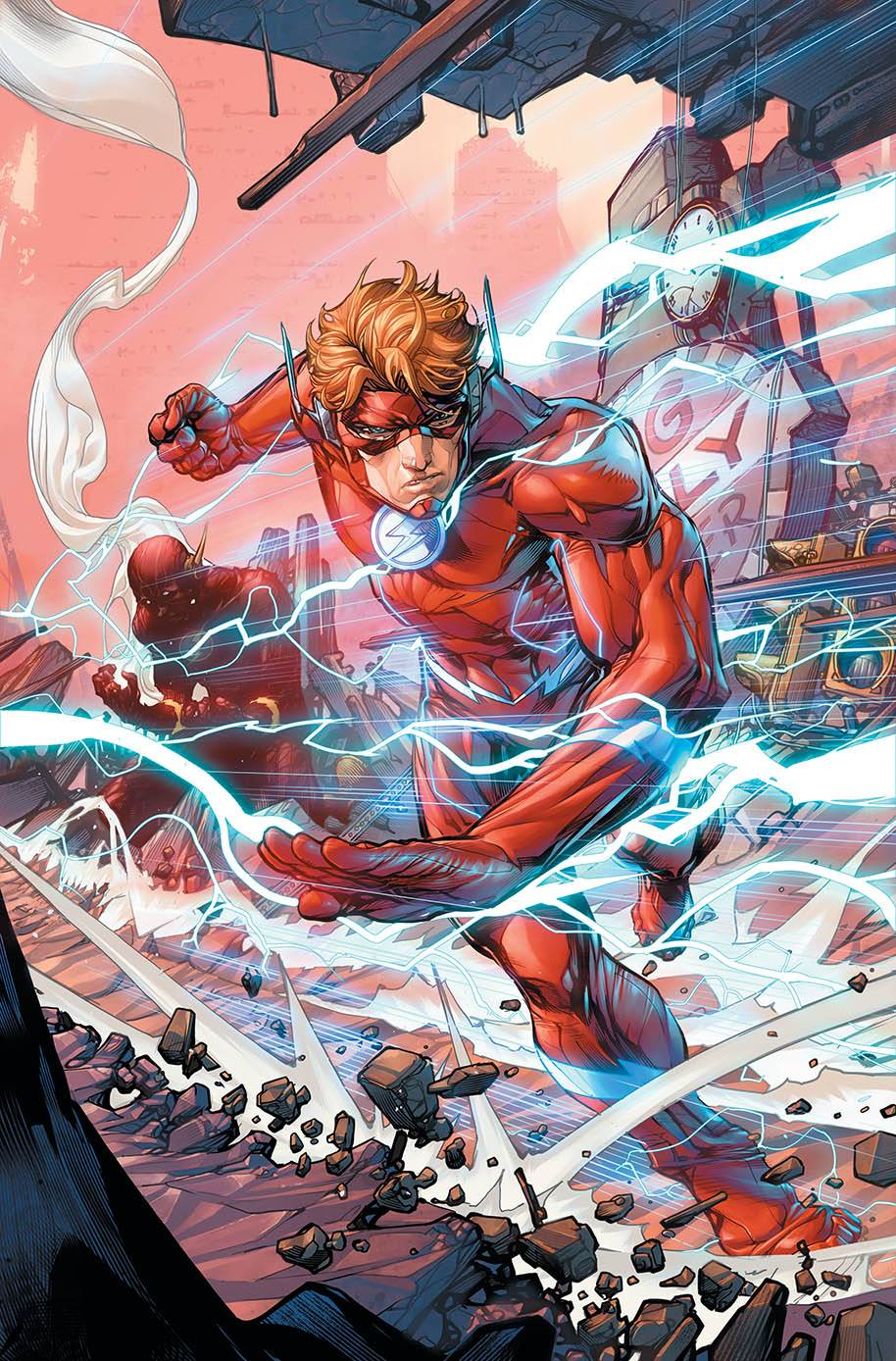 The Column: A Letter To DC Comics - Why, Wally West? A ...