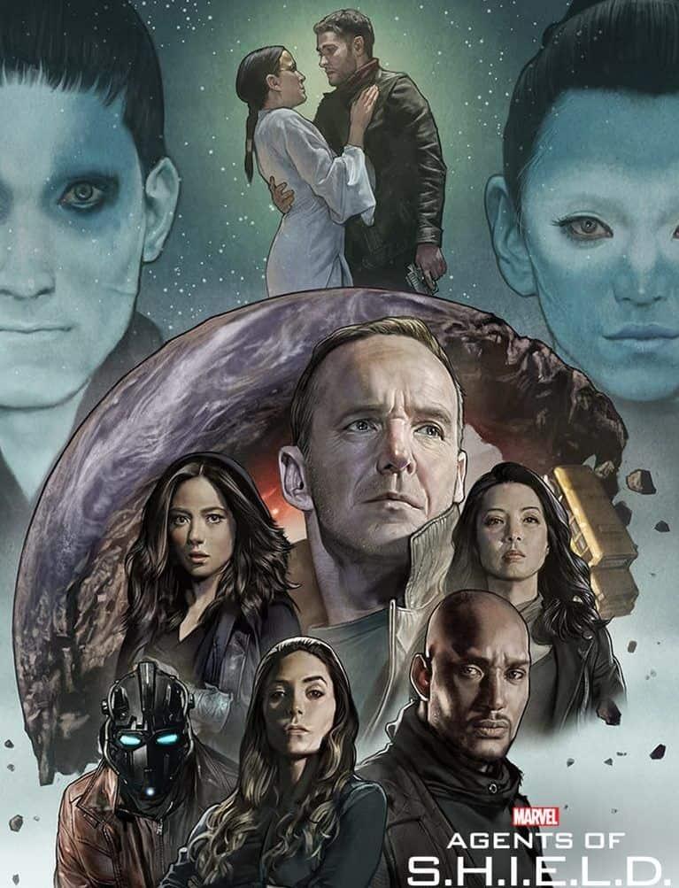 MarvelS Agents Of Shield Staffel 4