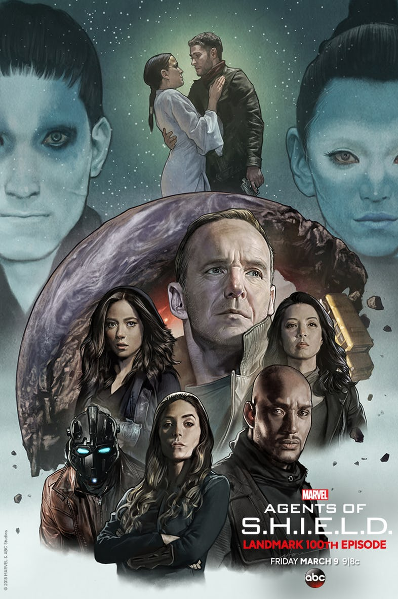 ABC Eyes More Seasons Of Marvel's Agents Of SHIELD After Season 6