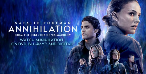 Blu Ray Review Annihilation Inside Pulse