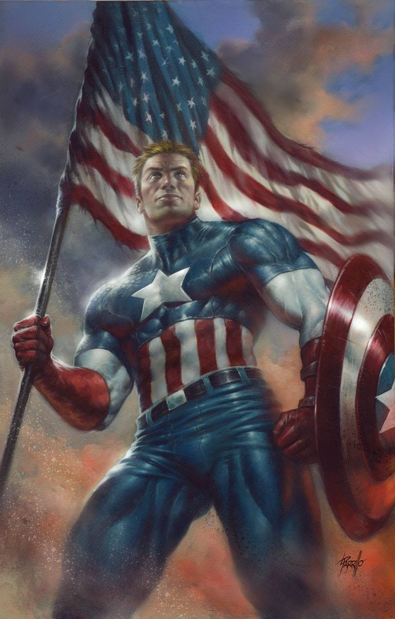 Captain America Dans Captain Marvel