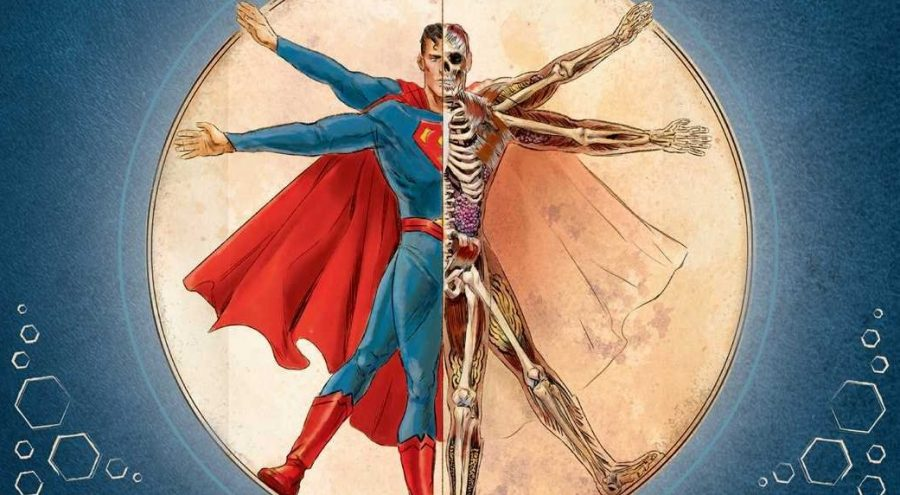 DC Comics Universe & Anatomy Of A Metahuman Spoilers: How Does Superman's X-Ray