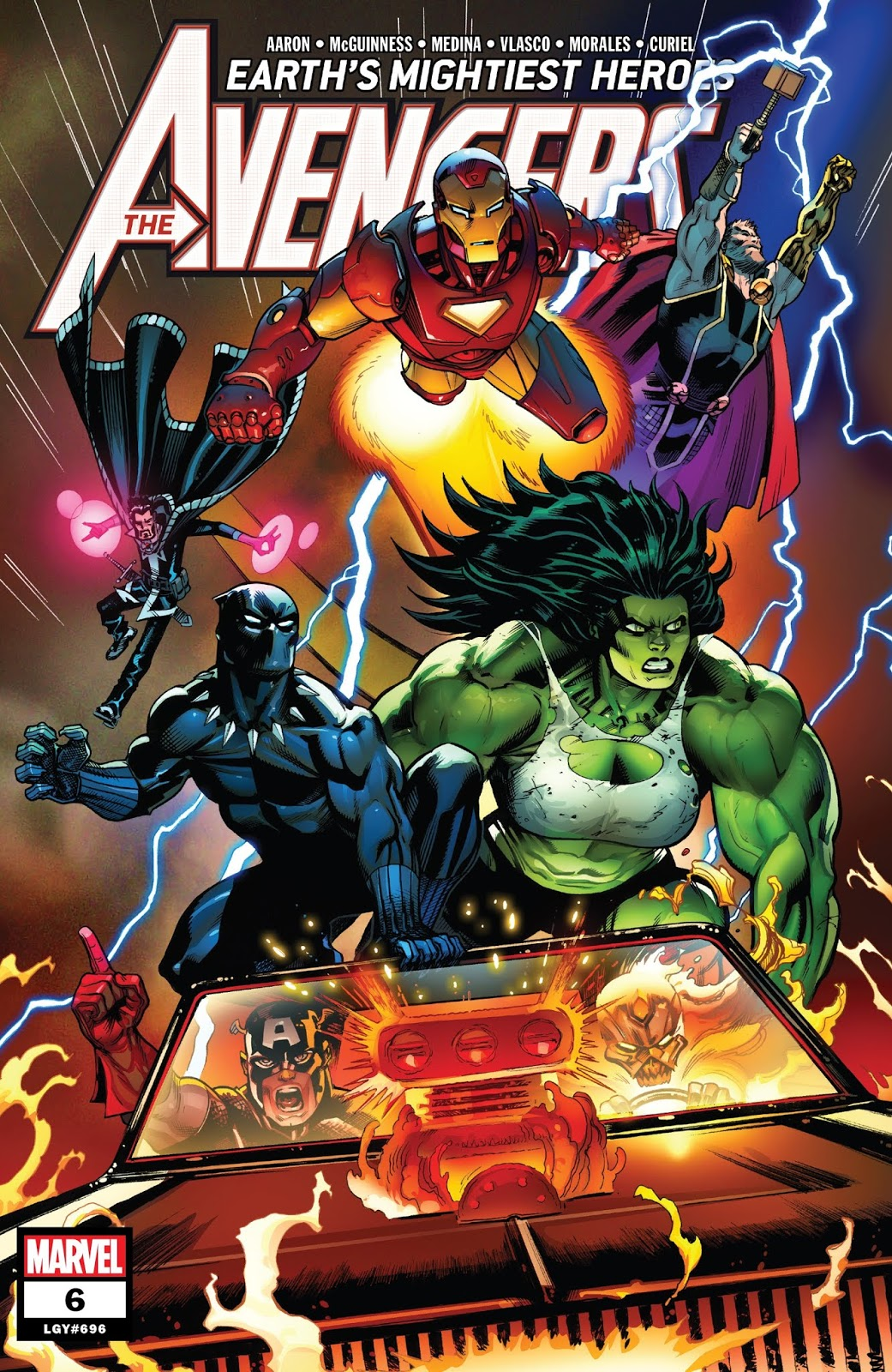 The Avengers: Marvel Comics Universe & Avengers #6 Spoilers: The Final