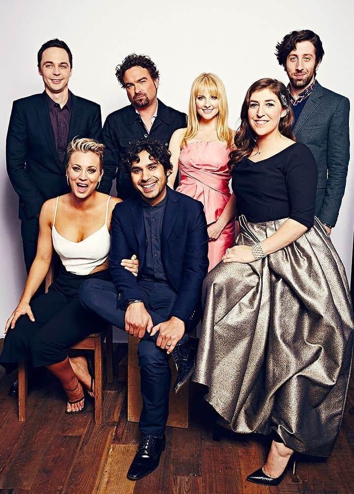 Big Bang Theory Ratsch