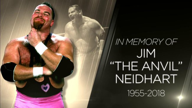"WWE Legend & Hall Of Famer Jim ""The Anvil"" Neidhart Passes Way! RIP"