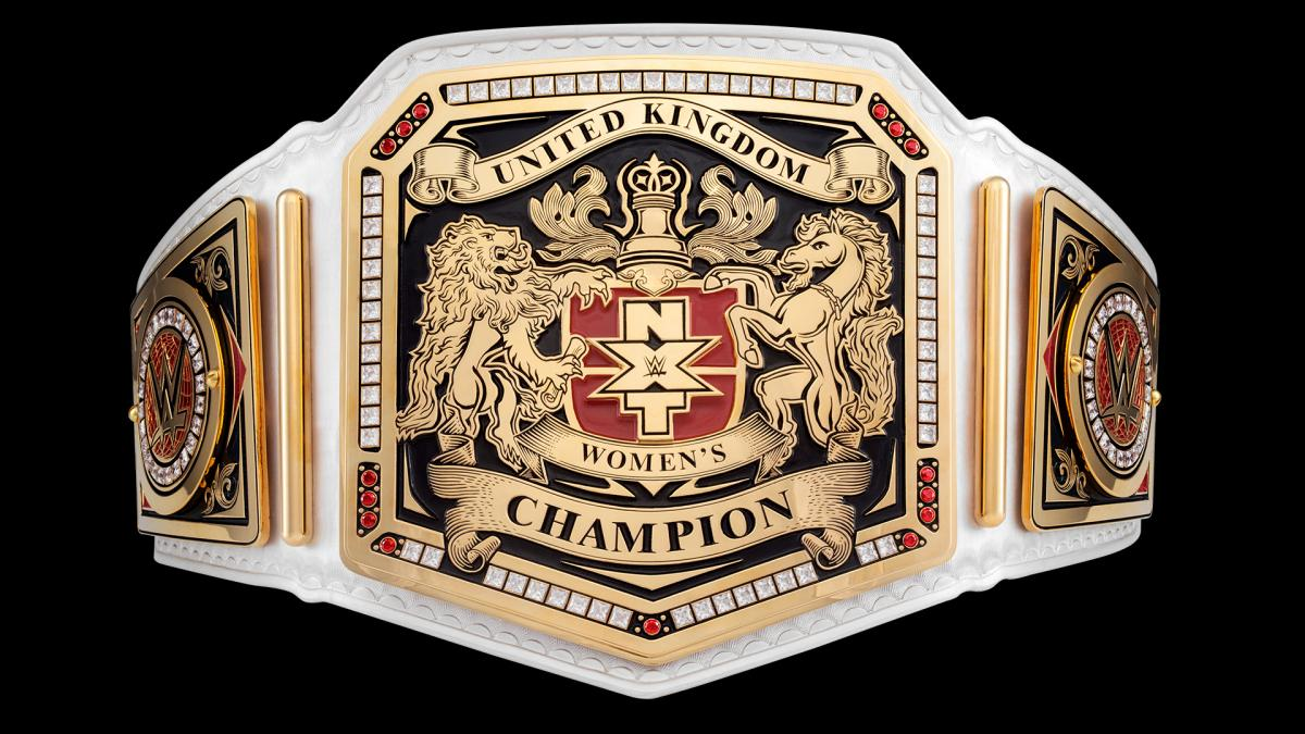 6b6cb66e2 For who was crowned the very first NXT UK Women s Championship check this  spoiler-filled spot out.