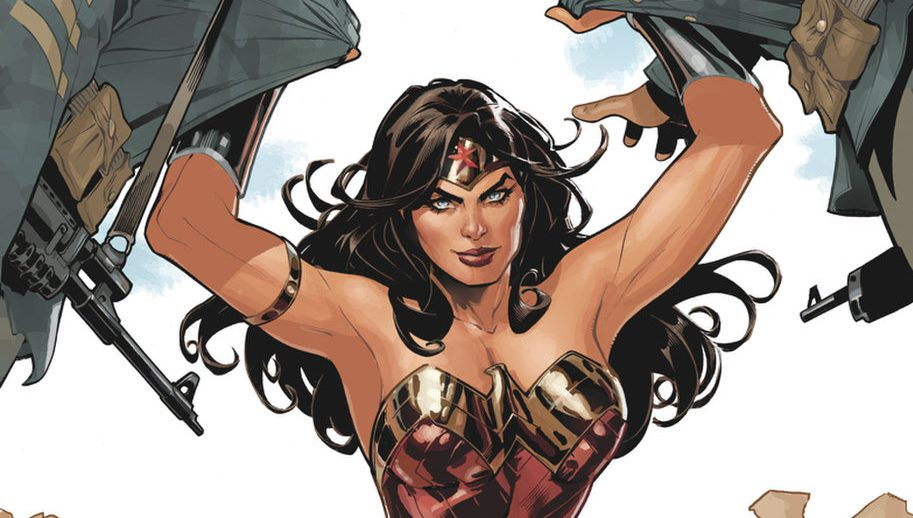 DC Comics Teases Brand New Direction By All-Star Creative Team For Wonder Woman House In New House Ad | Inside Pulse