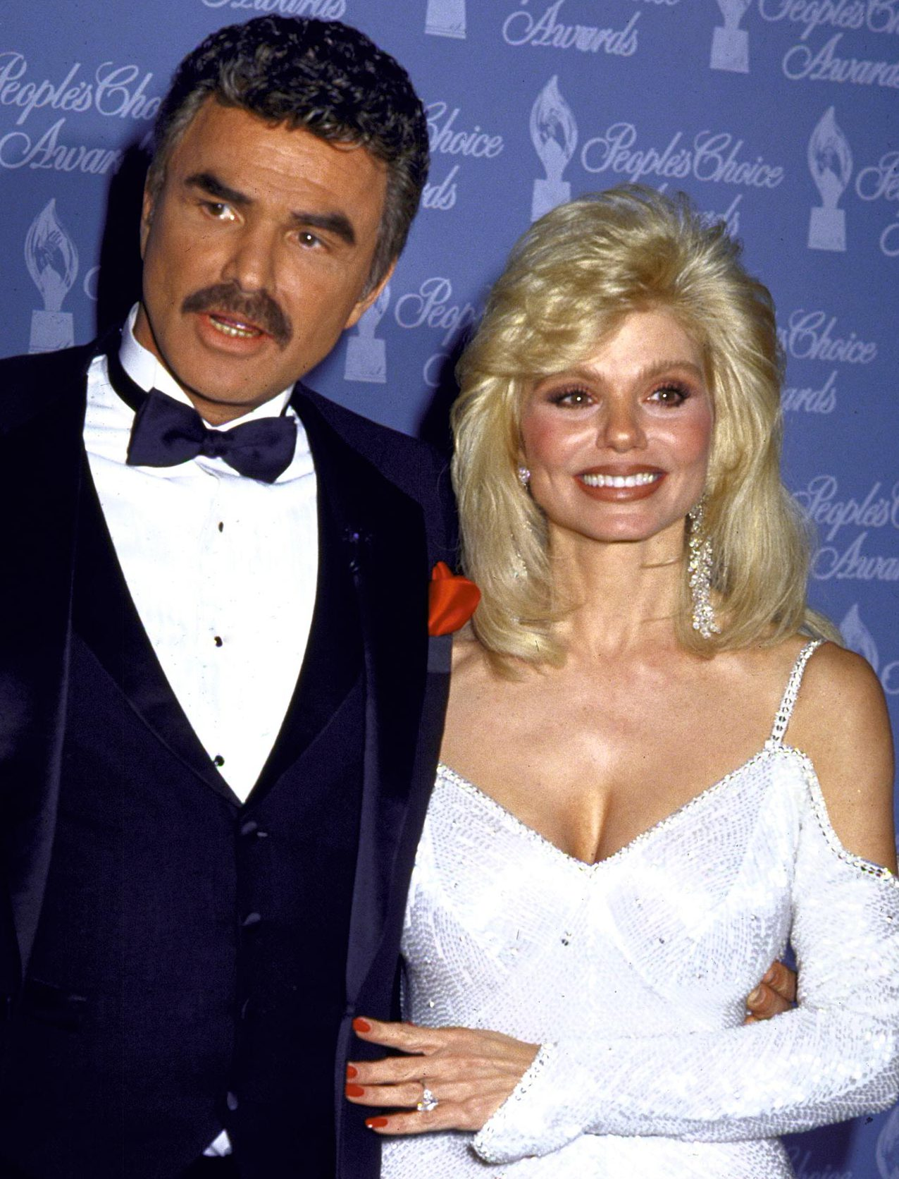 Image result for loni anderson & burt reynolds