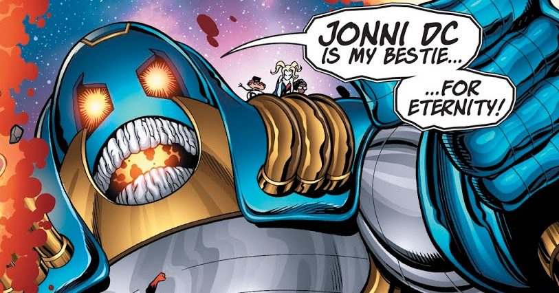 c1b922c14589 DC Comics Universe   Harley Quinn  50 Spoilers  Harley Breaks Continuity    Has A Few Laughs