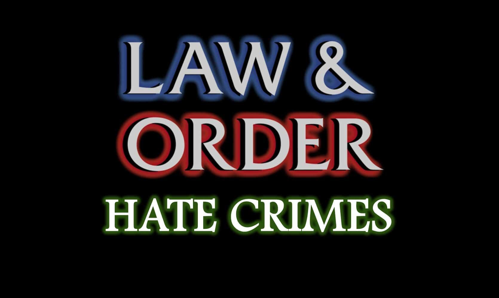 Law Amp Order Hate Crimes Gets 13 Episode Order Amp Becomes 12th Law Amp Order Franchise Tv Show To