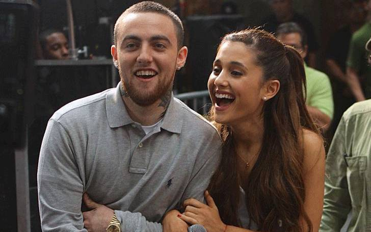 Who has ariana grande dated malcolm