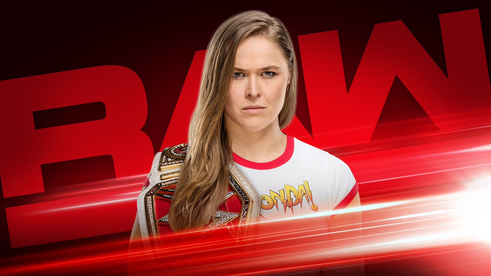 Wwe monday night raw preview for brothers of - Ronda rousey wallpaper ...