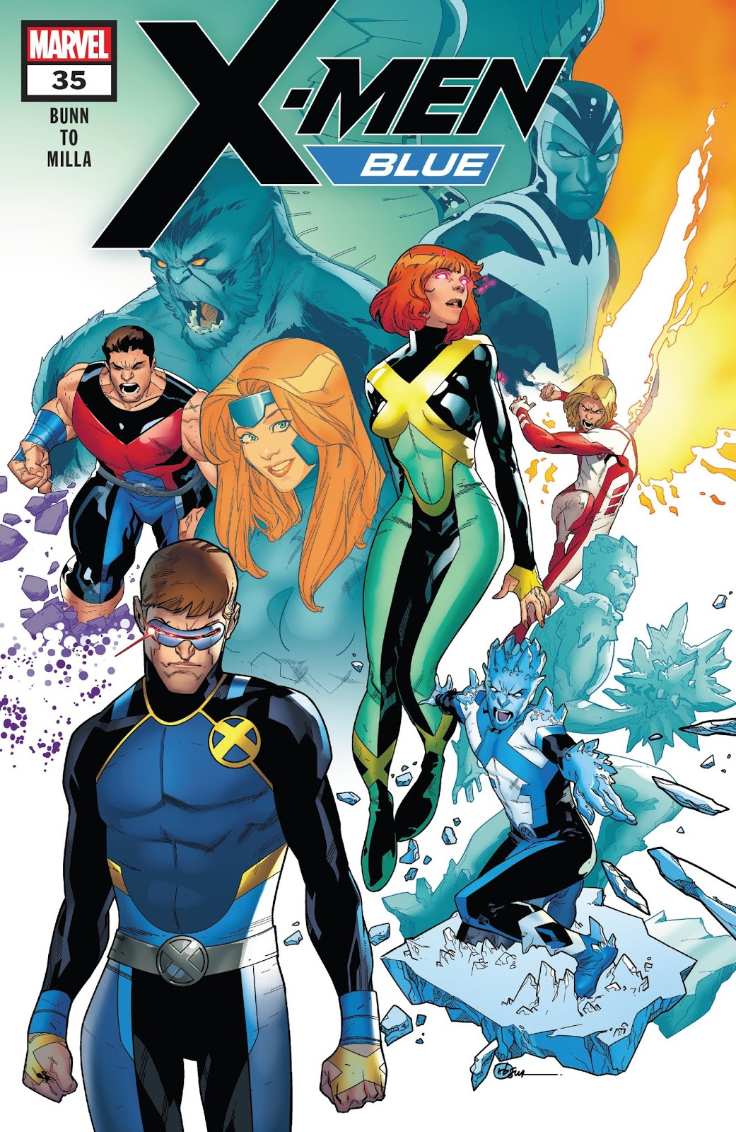 The Original Rider Waite Deck By Arthur Edward Waite: Marvel Comics Universe & X-Men Blue #35 Spoilers: What Is