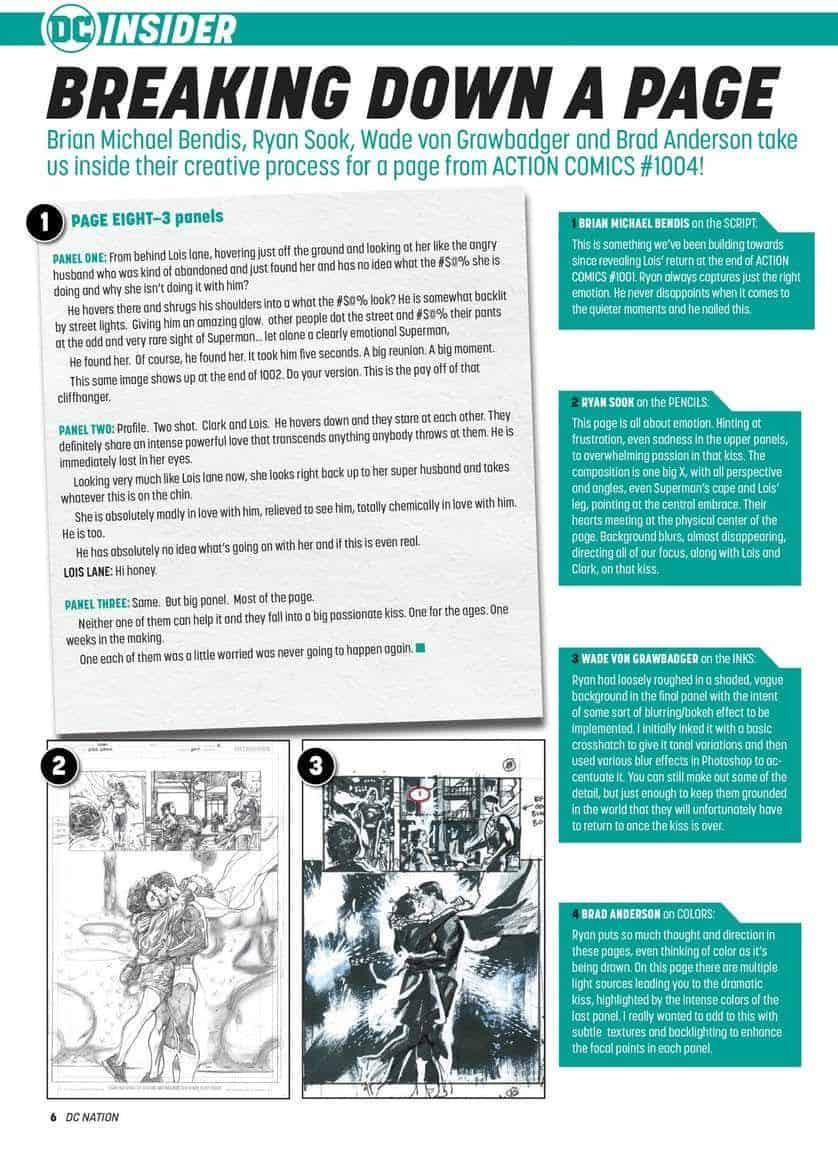 DC Comics Universe & Action Comics #1004 Spoilers: Superman