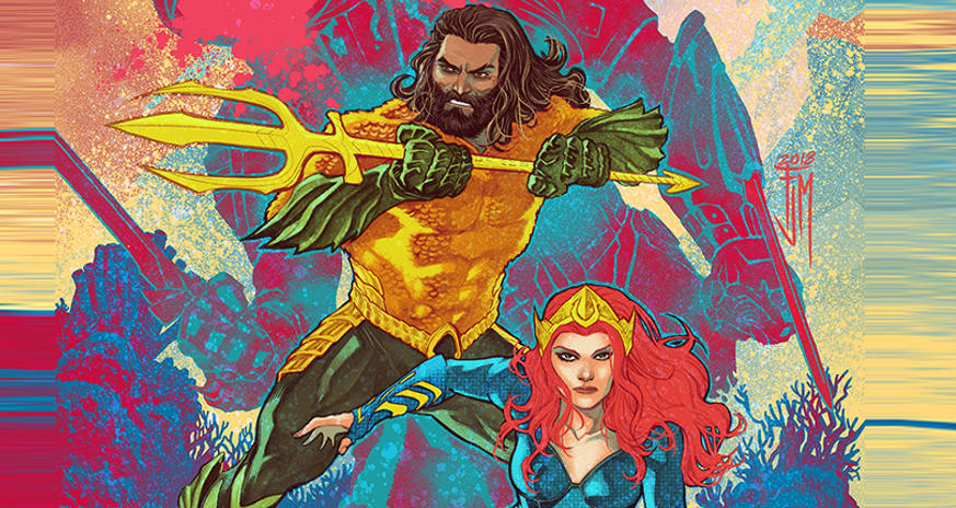 Aquaman Retro Review Recap Dc Inside Pulse