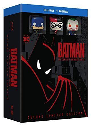 Batman: The Animated Series (TAS) Deluxe Edition