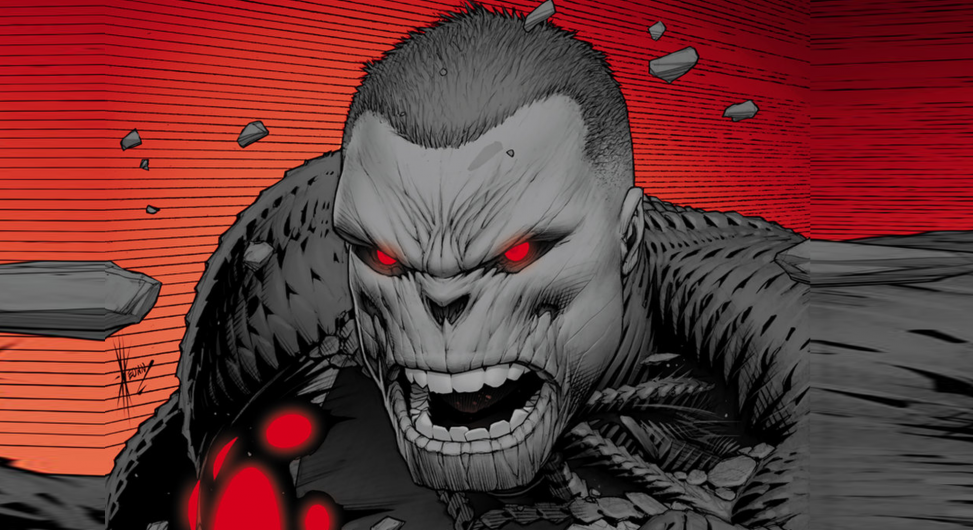 DC Comics Universe & Damage #10 Spoilers: A New Look Justice League Emerges To Take On This Hulk? | Inside Pulse