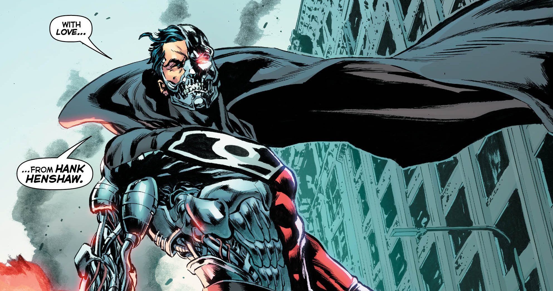 DC Comics Universe & Green Lanterns #57 Spoilers: Cyborg Superman, Powered By The Phantom Lantern Ring, Defeats Green Lantern Corps Via Preview? | Inside Pulse