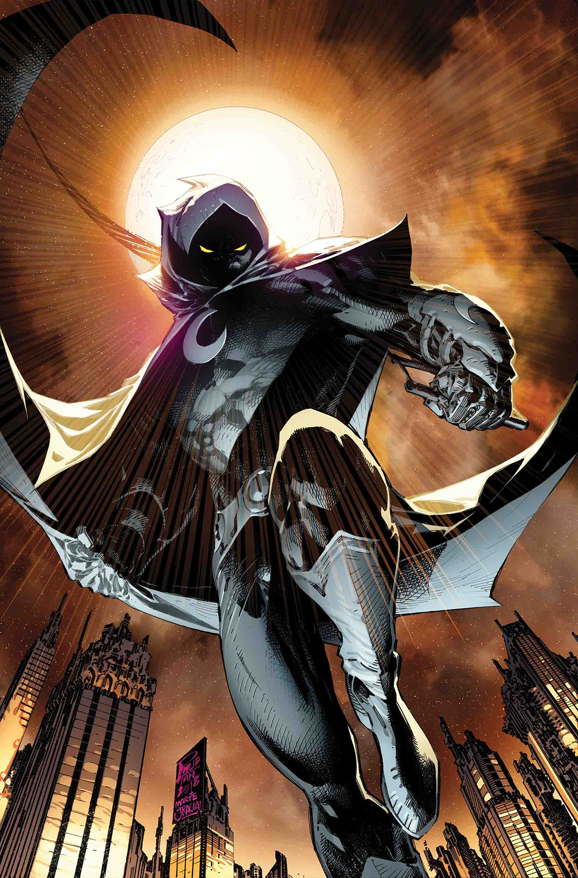 moon knight - photo #31