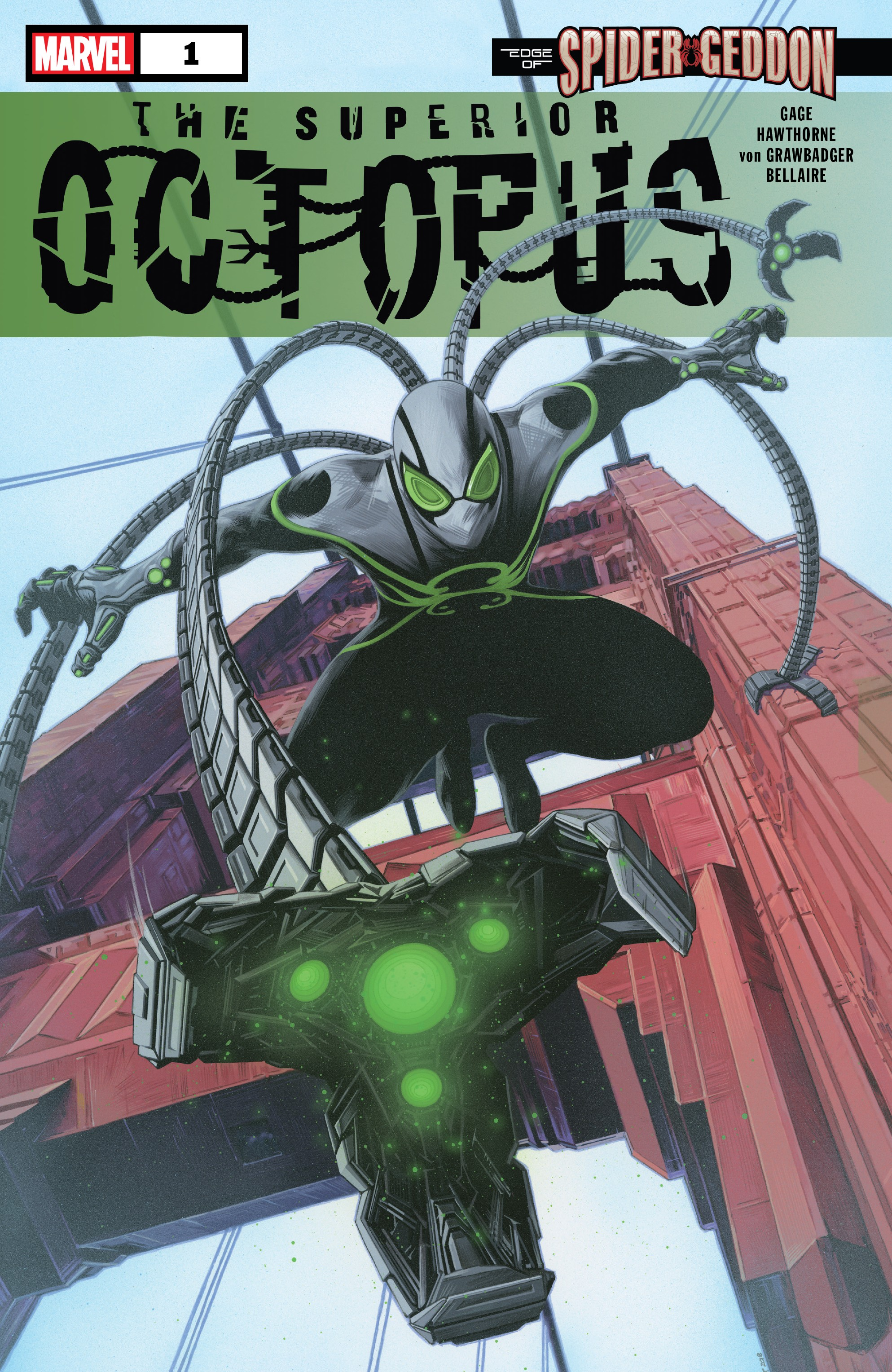 Superior Octopus 1 Superior Spider Man Prelude Marvel spoilers 0 A - There really are so many more suits Insomniac can use in the next game.