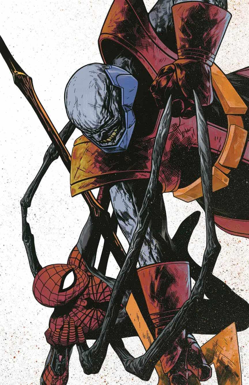marvel comics universe amp january 2019 solicitations